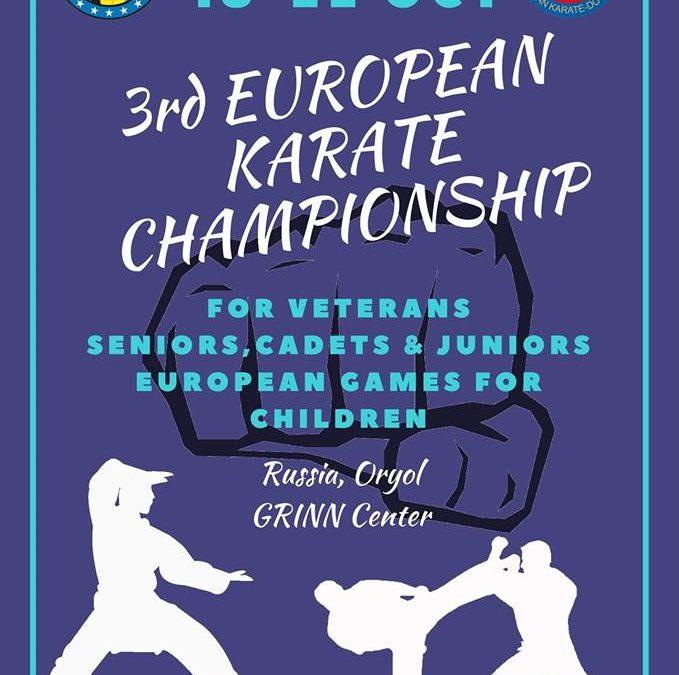 IKU European Championship