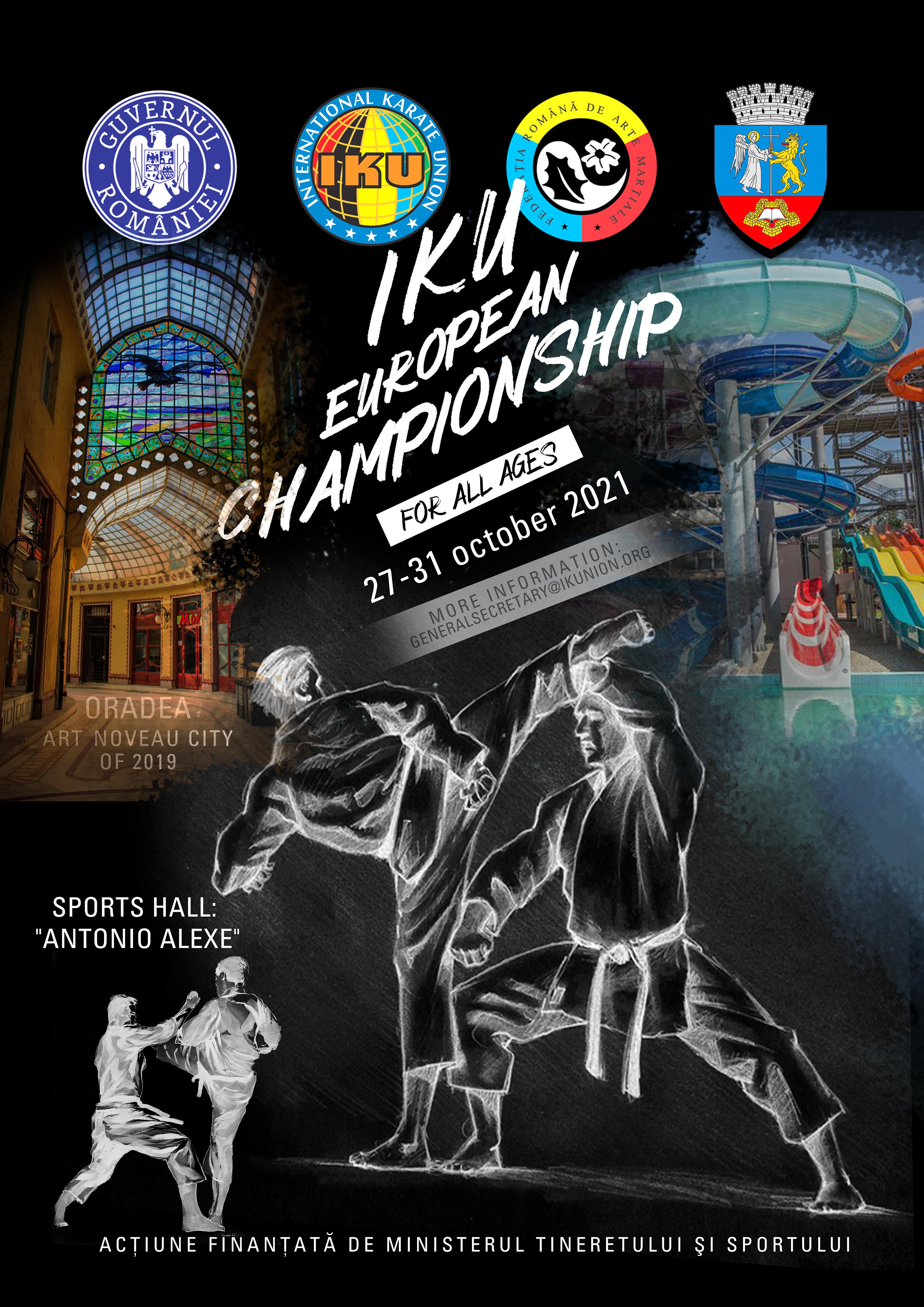IKU 2021 European Championship