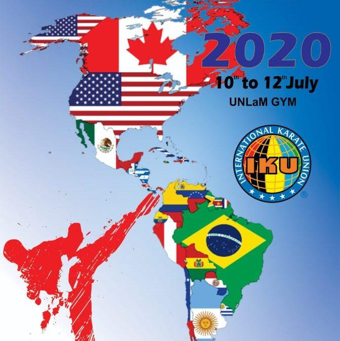 IKU PAN-AMERICAN CHAMPIONSHIP – 2020